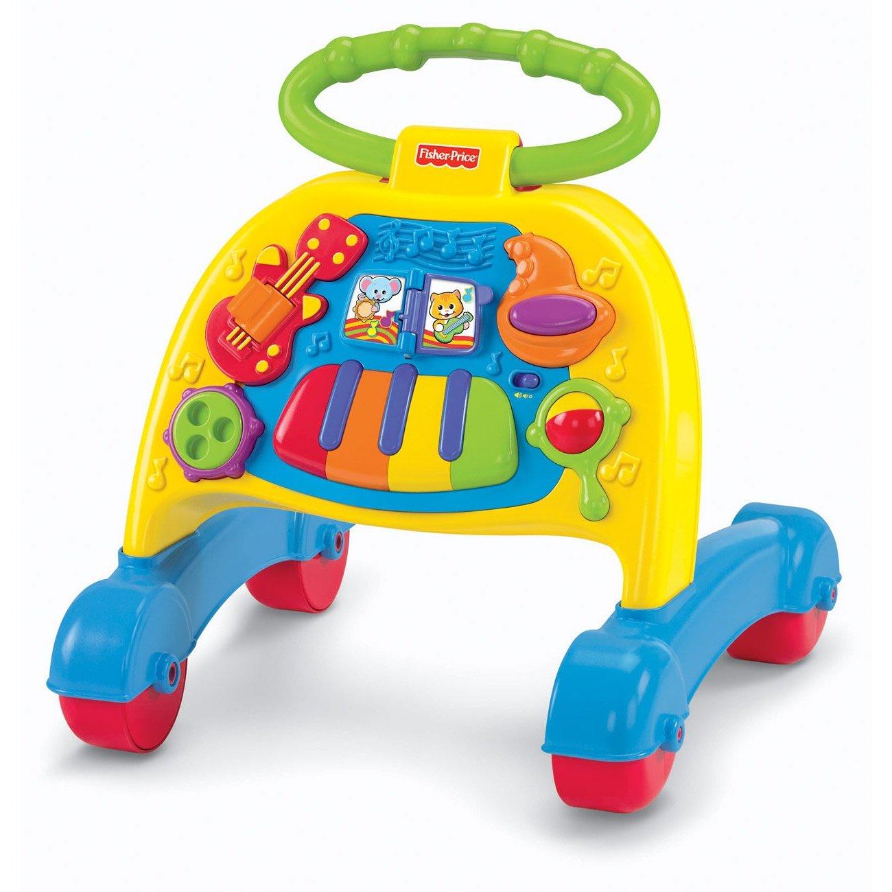 Musical Push Toy